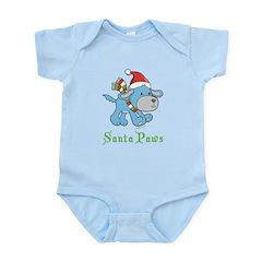 Dog Christmas Magic Infant Bodysuit