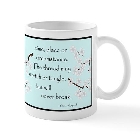 Red Thread Legend (Dogwood) Mug