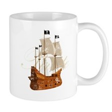 """Pirate Ship"" Mug"