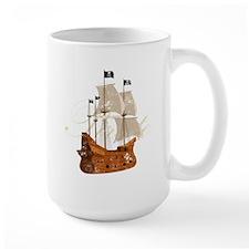 """Pirate Ship"" Mug"