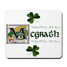 McGrath Celtic Dragon Mousepad