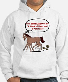 Confused Foxtrotter Hoodie