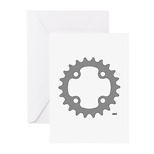 Chinook Chainring rhp3 Greeting Cards (Pk of 10)