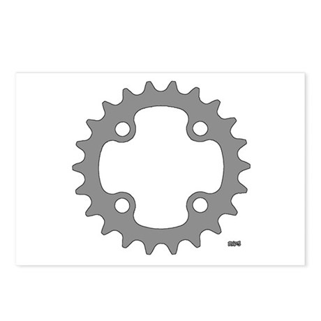 Chinook Chainring rhp3 Postcards (Package of 8)