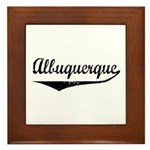 Albuquerque Framed Tile