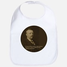 Theodore Roosevelt Quote Bib