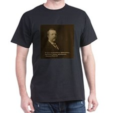 Theodore Roosevelt Quote T-Shirt