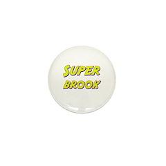 Super brook Mini Button (10 pack)