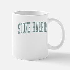 Stone Harbor New Jersey NJ Green Mug