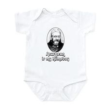 Spurgeon is my Homeboy - Infant Bodysuit