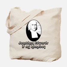 Edwards is my Homeboy - Tote Bag