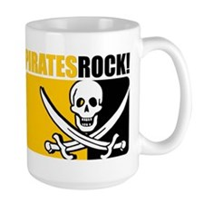 Pirates Rock! Mug