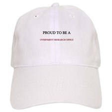 Proud to be a Government Research Officer Cap