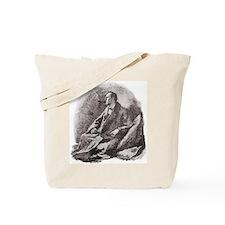 Sherlock in 1891 Tote Bag