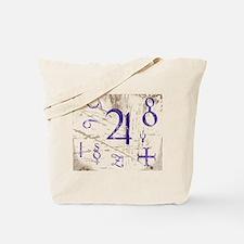 Dark Knowledge Tote Bag