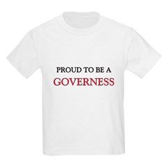 Proud to be a Governess T-Shirt