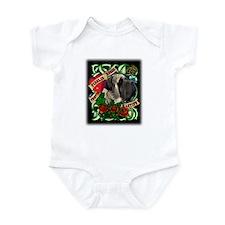 Tattoo Mastiff Infant Bodysuit