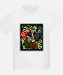 Tattoo Mastiff T-Shirt