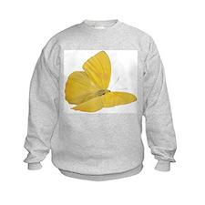 Yellow Butterfly (Bug 7) Sweatshirt