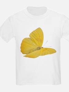 Yellow Butterfly (Bug 7) T-Shirt