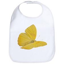 Yellow Butterfly (Bug 7) Bib