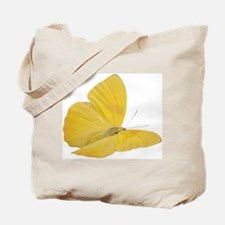Yellow Butterfly (Bug 7) Tote Bag