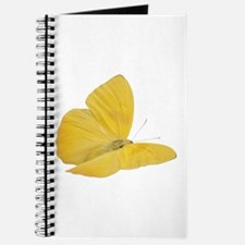 Yellow Butterfly (Bug 7) Journal