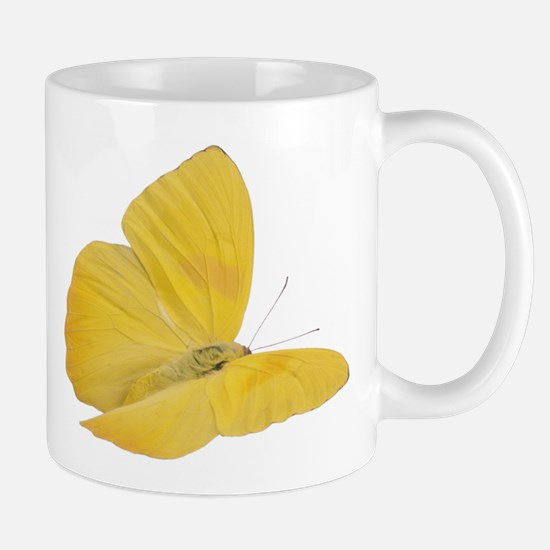 Yellow Butterfly (Bug 7) Mug