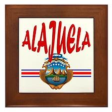 Alajuela Framed Tile