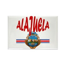 Alajuela Rectangle Magnet (100 pack)