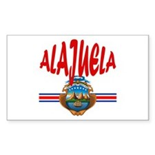 Alajuela Rectangle Decal