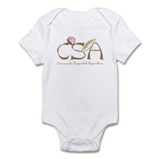 Community Agriculture Infant Bodysuit