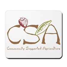 Community Agriculture Mousepad