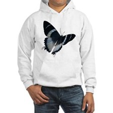 Light Blue Butterfly (Bug 4) Hoodie