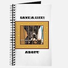 Adopt a puppy Journal