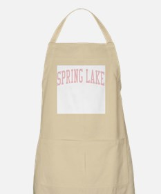 Spring Lake New Jersey NJ Pink BBQ Apron