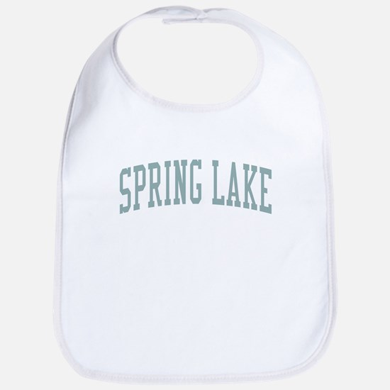 Spring Lake New Jersey NJ Green Bib