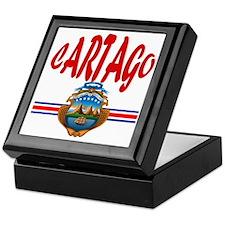 Cartago Keepsake Box