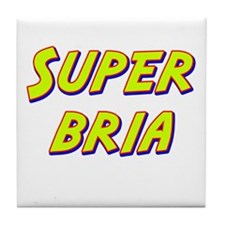 Super bria Tile Coaster