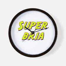 Super bria Wall Clock