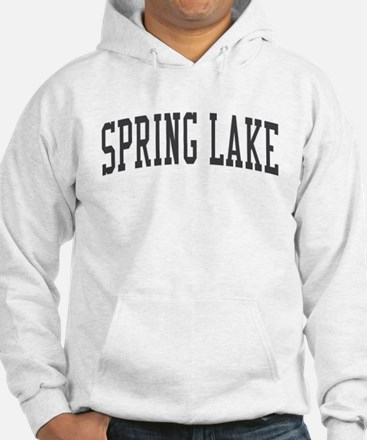 Spring Lake Heights New Jersey NJ Black Hoodie