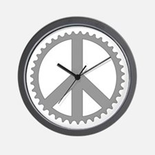 Peace ChainRing Wall Clock rhp3