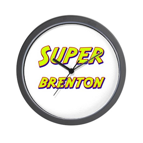 Super brenton Wall Clock
