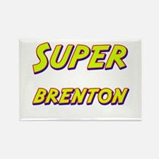 Super brenton Rectangle Magnet