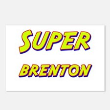 Super brenton Postcards (Package of 8)