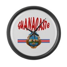 Guanacaste Large Wall Clock