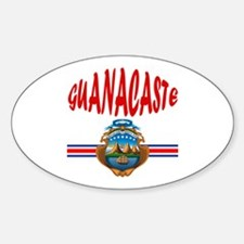 Guanacaste Oval Decal