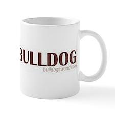 I love my Bulldog Mug