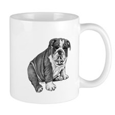 Puppy Drawing Mug