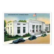 Hattiesburg Mississippi MS Postcards (Package of 8